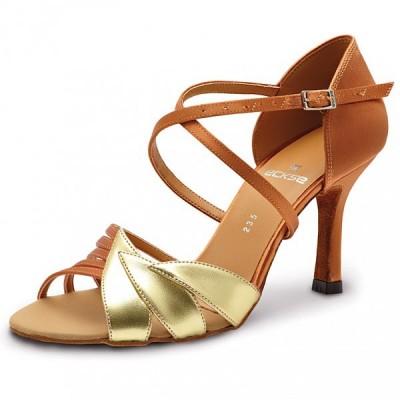 Туфли латина Eckse Флорина 110056