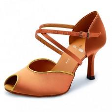 Туфли для стандарта Eckse Камелия 120025