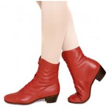 Ботинки народные GRISHKO  Кадрильные на шнурках 03175