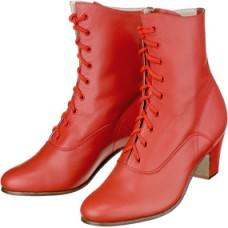 Ботинки народные GRISHKO Кадрильные на шнурках 03172