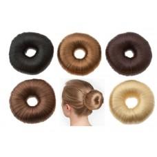 Резинка-бублик для волос