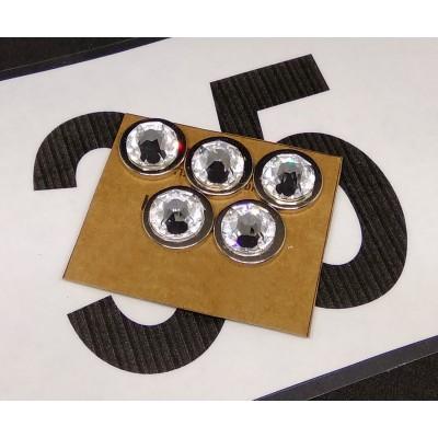 Держатель для номера - магнит металлический Талисман МГ-10