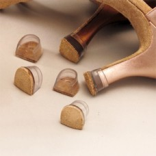 Накаблучники для танцевальной обуви, кожа