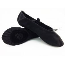 Балетки для танцев Art BA-01-00 черные