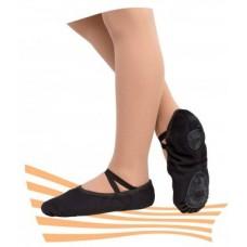 Балетки для танцев Korri бал-10 черные