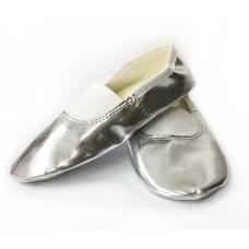 Чешки серебряные для танцев 002
