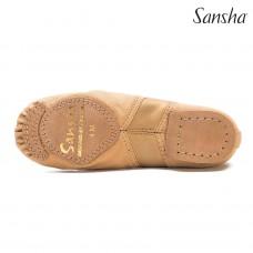 Джазовки для танцев Sansha Tivoli ткань