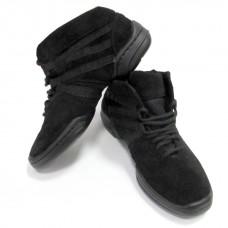 Кроссовки для танцев Fenist высокие 221 замш