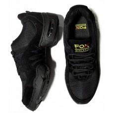 Кроссовки для танцев Dancefox на шнуровке ДФ1