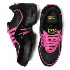 Кроссовки для танцев Dancefox на шнуровке ДФ2