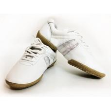 Кроссовки для танцев Fenist на шнуровке 210 белые