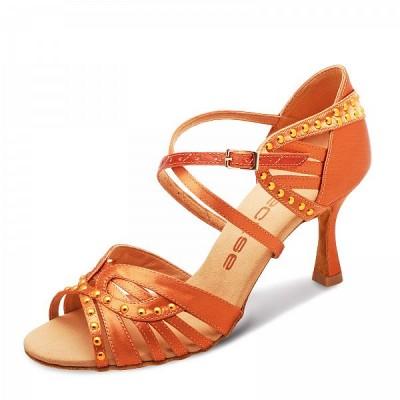 Туфли латина Eckse Персефона 110095