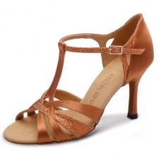 Туфли латина Eckse Альба 110067