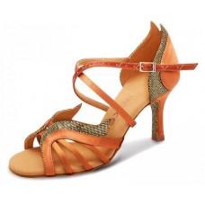 Туфли латина Eckse Гермесия 001