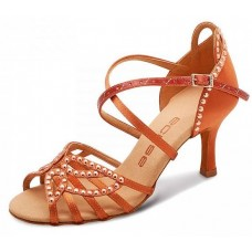 Туфли латина Eckse Вирджиния 110097