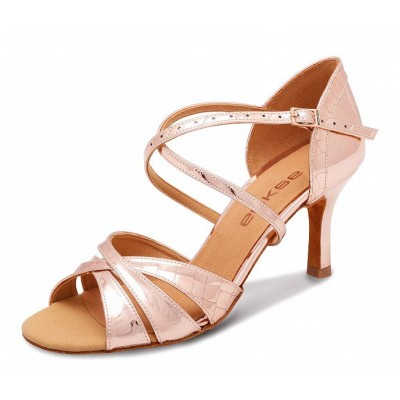 Туфли латина Eckse Энрика-S 001 200024