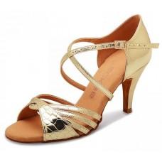 Туфли латина Eckse Аурелия-S 001