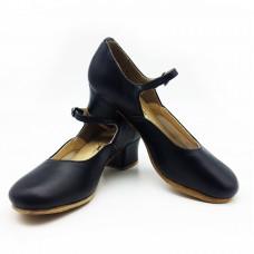 Туфли народные Club Dance Н-4 черные