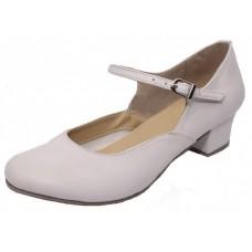 Туфли народные Club Dance Н-4 белые