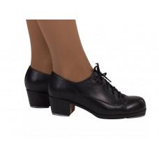 Ботинки для степа с накладками Perm XM 604