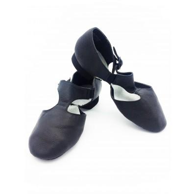 Туфли Дт преподавательские чёрные кожа Д005353
