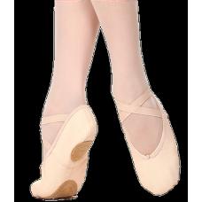 Балетки для танцев Grishko МОД4 03004 ткань