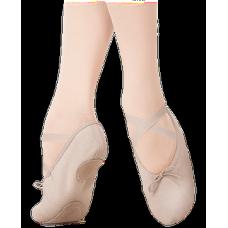 Балетки для танцев Grishko МОД5 03005 ткань