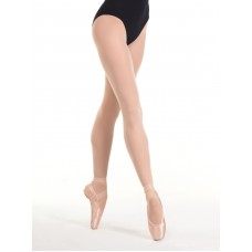 Трико балетное Solo TR115 с закрытой стопой 80DEN