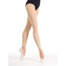 Трико для гимнастики и хореографии Solo TR155-27 телесное 100DEN