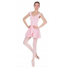 Трико балетное Solo TR-15-36 розовое