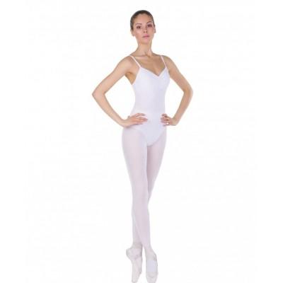Трико балетное Solo TR-15-35 белый
