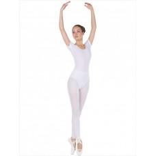 Трико для гимнастики и хореографии Solo TR-55-26 белое