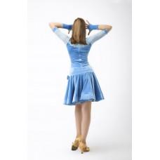 Рейтинговое платье Fenist №867/1 Пудра
