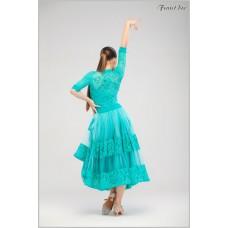 Рейтинговое платье Fenist 838 (мята)