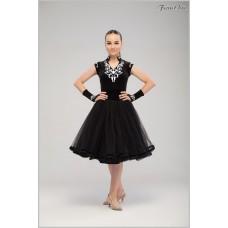 Рейтинговое платье Fenist 841/1 Прованс (с орнаментом)