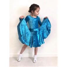 Рейтинговое платье Maison RPV 34-00 длинный рукав