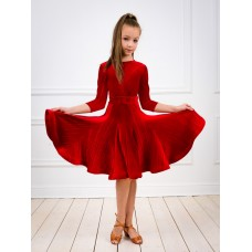 Рейтинговое платье TOPDANCE RE23бархат