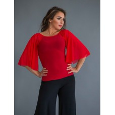 Блуза для танцев TOPDANCE 130
