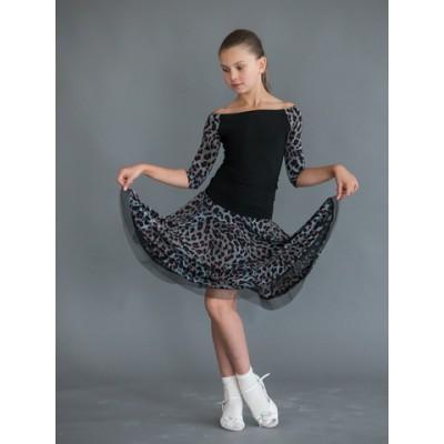 Блуза для танцев TOPDANCE 415