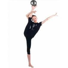 Футболка для танцев и гимнастики Solo RG649.2