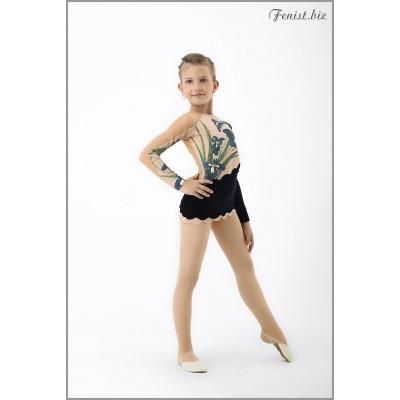 Купальник для художественной гимнастики Fenist 8014