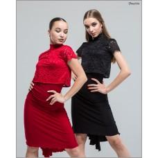 Платье латина Fenist ПЛ-230 Арабика