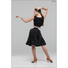 Платье латина Fenist ПЛ-233 Бурлеск