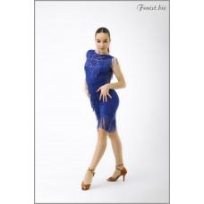 Платье латина Fenist Пекин ПЛ-226/1