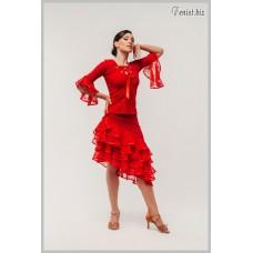 Блуза латина Fenist Испаньола БЛ-320
