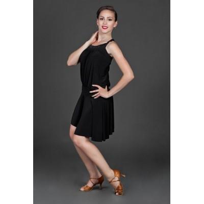 Платье латина Fenist ПЛ-27 Людмила
