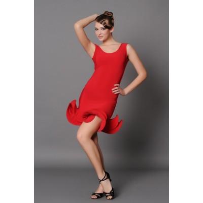 Платье латина Fenist ПЛ-95 Венера
