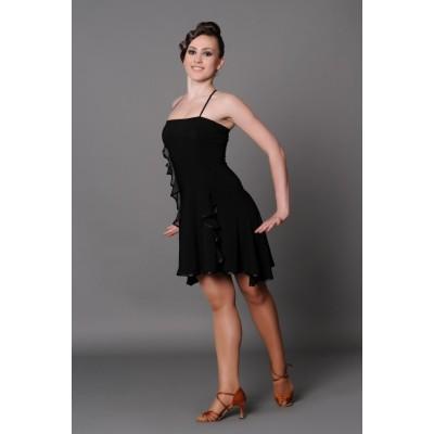 Платье латина Fenist ПЛ-62 Завиток