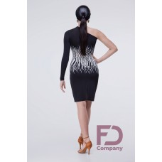 Платье для латины Talisman ПЛ-1061