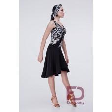 Платье для латины Talisman ПЛ-1082